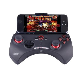 Harga iPega PG-9025 Wireless Bluetooth Game controller Gamepad Joystick For iPhone& iPad Android PC