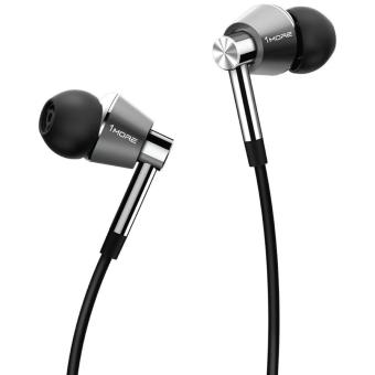 Harga 1MORE E1001 Triple Driver In-Ear Headphones (Earphones/Earbuds/Headset) with Apple iOS and Android Compatible Microphone and Remote
