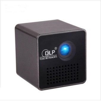 Harga UNIC P1 Mini Handheld DLP 1080P HD Projector Beamer with 3.5mm Audio Port/TF Card Slot - intl