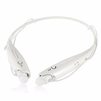 Harga HBS-730 Wireless Music Stereo Headphone (White) / Superior Fit / Sweat Proof / Ultimate Freedom(White)