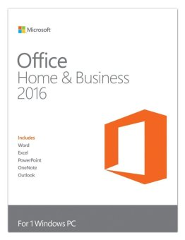 Harga Microsoft Office Home and Business 2016 Medialess