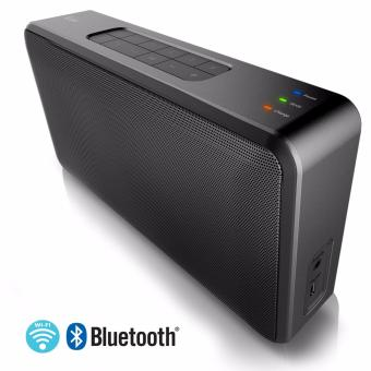 Harga iLuv AudAir Wireless WiFi and Bluetooth - Black (Refurbished without packaging)