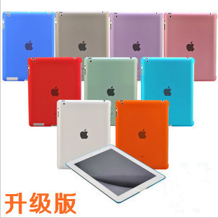 Harga IPad ipad mini1234ari pro transparent back shell protective cover protective shell transparent shell crystal shell