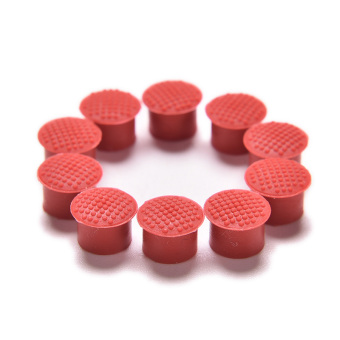 Harga Velishy Rubber Mouse TrackPoint Red Cap for IBM Thinkpad Laptop10pcs