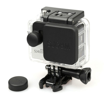Harga SJCAM SJ4000 Camera Lens Cover and Waterproof Case Lens Cover