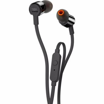 Harga JBL T110 In-Earphone With Microphone (BLACK)
