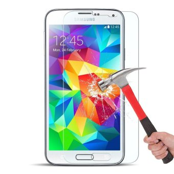 Harga Tempered Glass Screen Protector for Smsung galaxy A5 2017 A520 Extreme Protection Shockproof front Film - intl