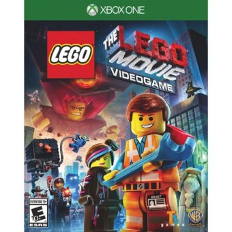 Harga XBOX ONE The Lego Movie Videogame Downloadable