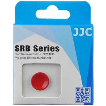 Harga JJC SRB-C11R Red Metal Concave Surface Soft release button finger touch for X-PRO2,X-E2S,X10,X20,X30,X100T,X100,X100S,X-E1,X-E2,XPRO-1,STX-2,X-T10,X100F - intl