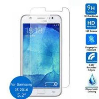 Samsung J5 (2016) Premium HD Clear Tempered Glass Single Pack (1 Piece)