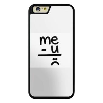 Harga Phone case for iPhone 6Plus/6sPlus wan Me Without You cover for Apple iPhone 6 Plus / 6s Plus - intl