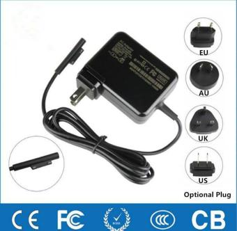 Harga 15V 1.6A Charger Adapter Power Supply For Microsoft Surface Pro 3 Pro 4 Tablet - intl
