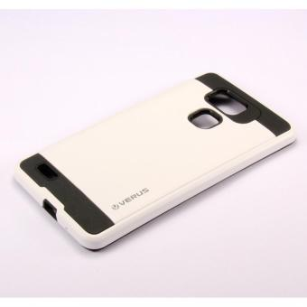 Verus Metal Drawing Case for Huawei Mate 7 (White) - intl