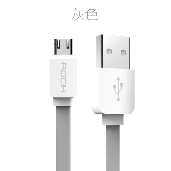 Rock android data cable android mobile phone data Cable micro usb data cable universal data cable