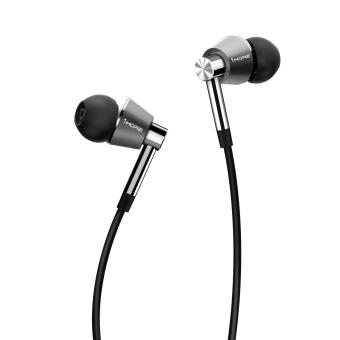 Harga 1MORE E1001 Triple Driver In-ear Headphones (Silver)