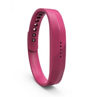 Harga Fitbit Flex 2 Bracelet Strap Replacement Band S(Rose) - intl