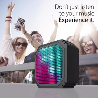 Harga iLuv AMPARTY Bluetooth Speaker - Black (Refurbished without packaging)