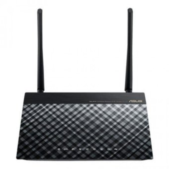 Harga ASUS DSL-N12U_C1, Wireless ADSL modem router with wide coverage, multiple SSID and USB applications