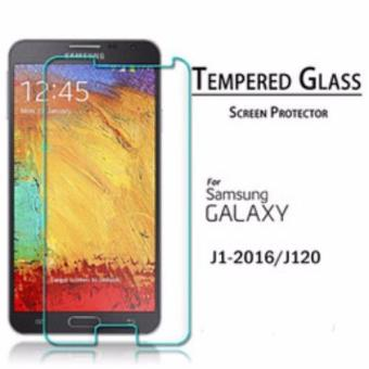 Samsung J1 (2016) Premium HD Clear Tempered Glass Single Pack (1 Piece)