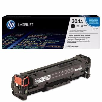 Harga HP 304A (CC530A) Black toner for printer: CP 2025, CM 2320 mfp(Black)