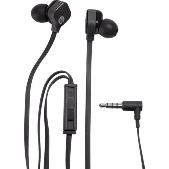 Harga HP H2300 In-ear WIRED Headset (Black)