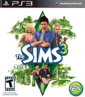 Harga PS3 The Sims 3