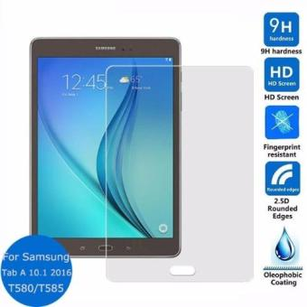 Samsung Tab A 10.1 (2016) Premium HD Clear Tempered Glass Single Pack (1 Piece)