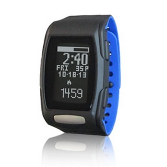 Harga LifeTrak C410 Wireless Activity and Sleep Tracker Blue