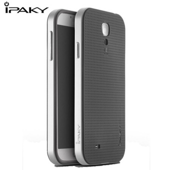 Harga IPAKY Original TPU Hybrid Phone case for Samsung galaxy S6 edge PC Frame & Silicon Back Cover for Galaxy S4 S5 S6 / S6 edge case - intl