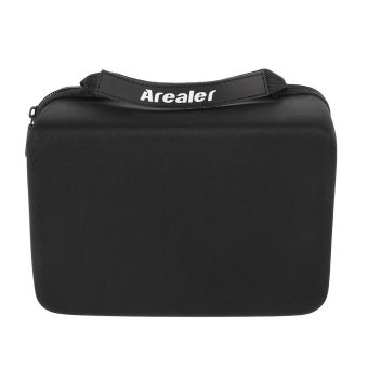 Arealer Storage Case for Samsung Gear VR Headset Other VR All-in-one Machine VR Box Virtual Reality Headset Gaine 3D Glasses Portable Case - intl