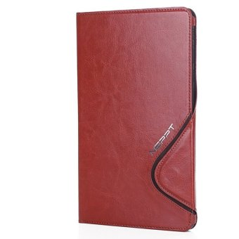 Harga PU Leather Cover for Thinkpad 8 (Brown) - intl