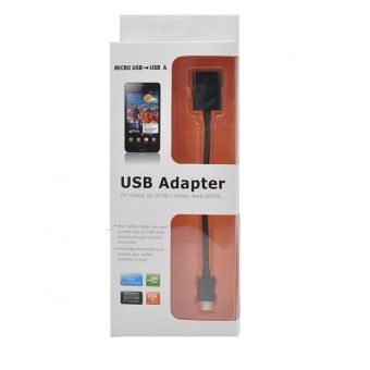 Harga USB OTG (On The Go) Access Samsung S2 S3 S4 S5 S7 S8 Galaxy Note ease by peripheral device