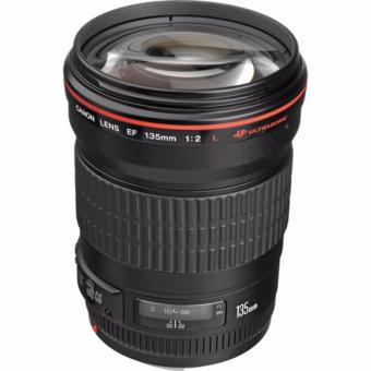 Harga Canon EF 135mm f/2L USM Lens export only(Black)