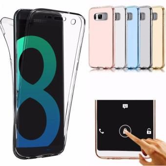 Harga Oem Clear Tpu Front And Back Tpu Galaxy S8 Plus