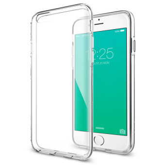 Harga Spigen iPhone 6S / 6 Case Liquid Crystal Series - Crystal Clear