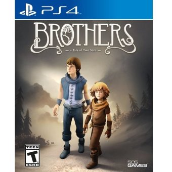 Harga PS4 Brothers A Tale Of Two Sons