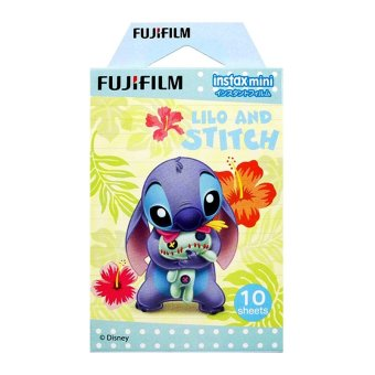 Lilo & Stitch Fujifilm Instax Film (10 sheets)