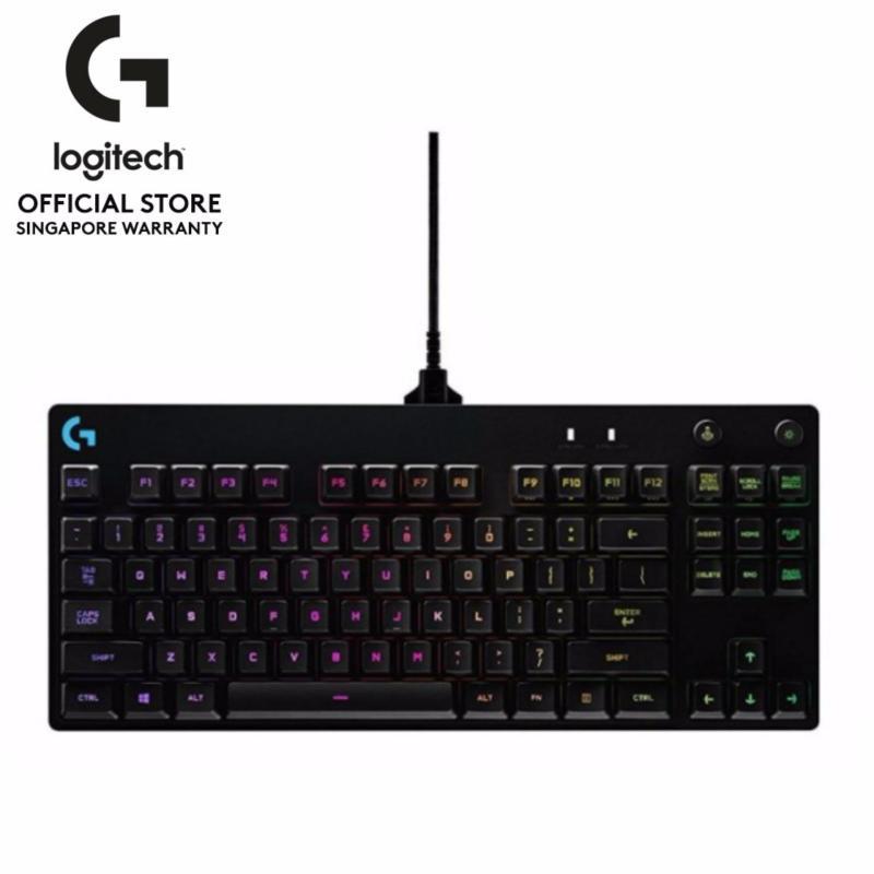 Logitech G Pro Mechanical Gaming Keyboard with Pro Tenkeyless Compact Design