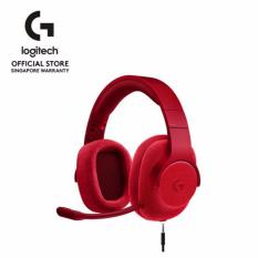 Logitech G433 Black 7 1 Wired Gaming Headset with DTS Headphone: X 7 1  Surround for PC, PS4, PS4 PRO, Xbox One, Xbox One S, Nintendo Switch  Singapore