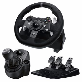 Logitech G920 Driving Force Racing Wheel For XboxOne/PC