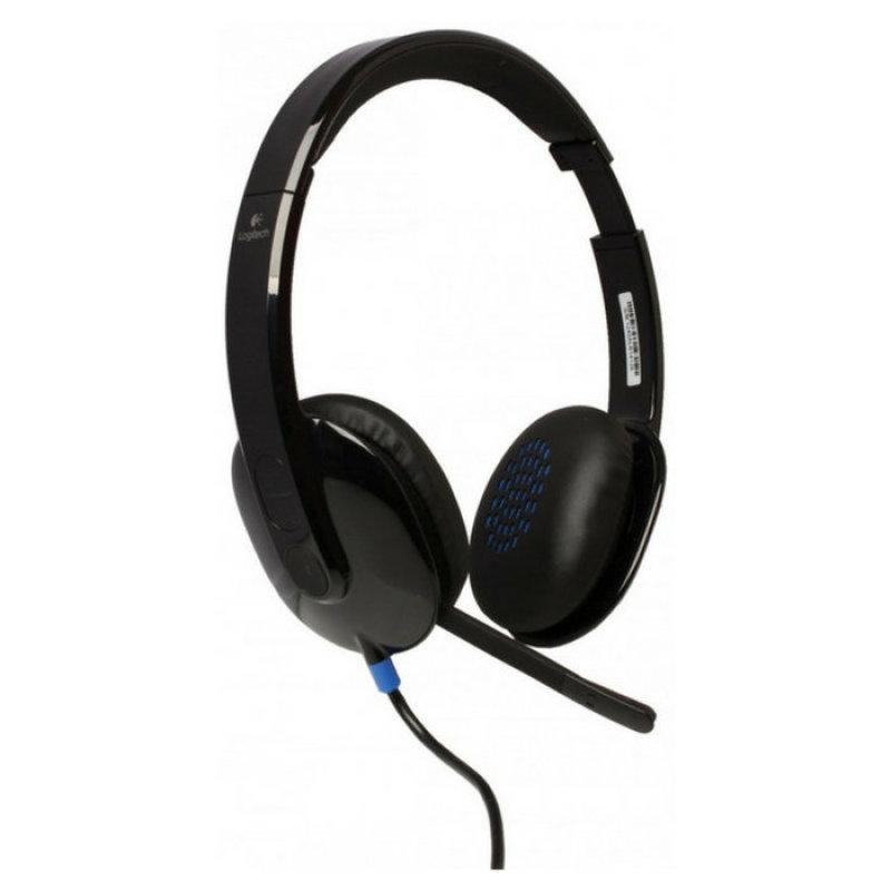 Logitech H540 USB Headset Singapore