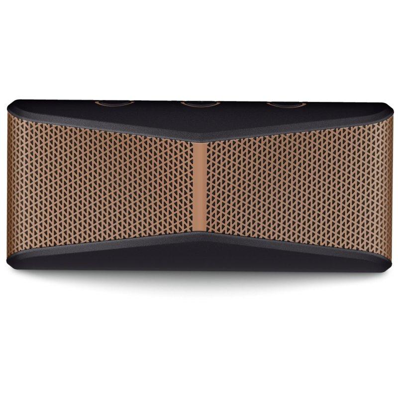Logitech X300 Mobile Wireless Stereo Speaker (Copper Black) Singapore