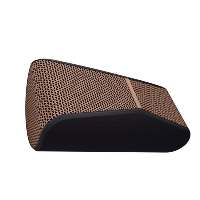 Logitech X300 Wireless Speakers - Black/Brown Singapore