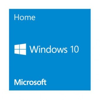 Harga Microsoft Windows 10 Home 64bit OEM DVD