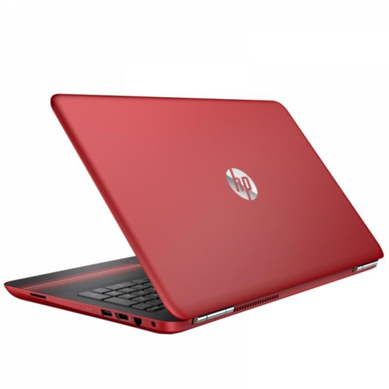 "New 7th Gen Backlit HP Pavilion 15-au103TX 15.6"" Laptop Red i5-7200, 8GB, 1TB, GT940MX 2GB, W10H"