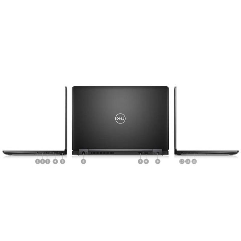 New DELL LATITUDE 5580 7th Generation Intel Core i7 7600U Dual Core 2.80Gz 16GB 360GB SSD Windows 10h 15 INCH FHD
