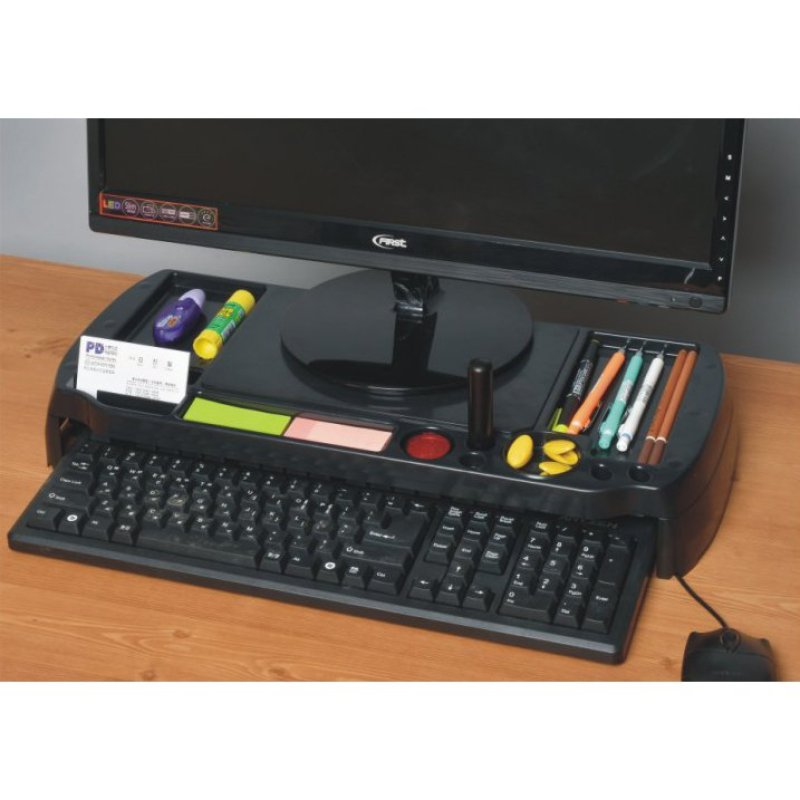 New Elegance Monitor Stand (Black)