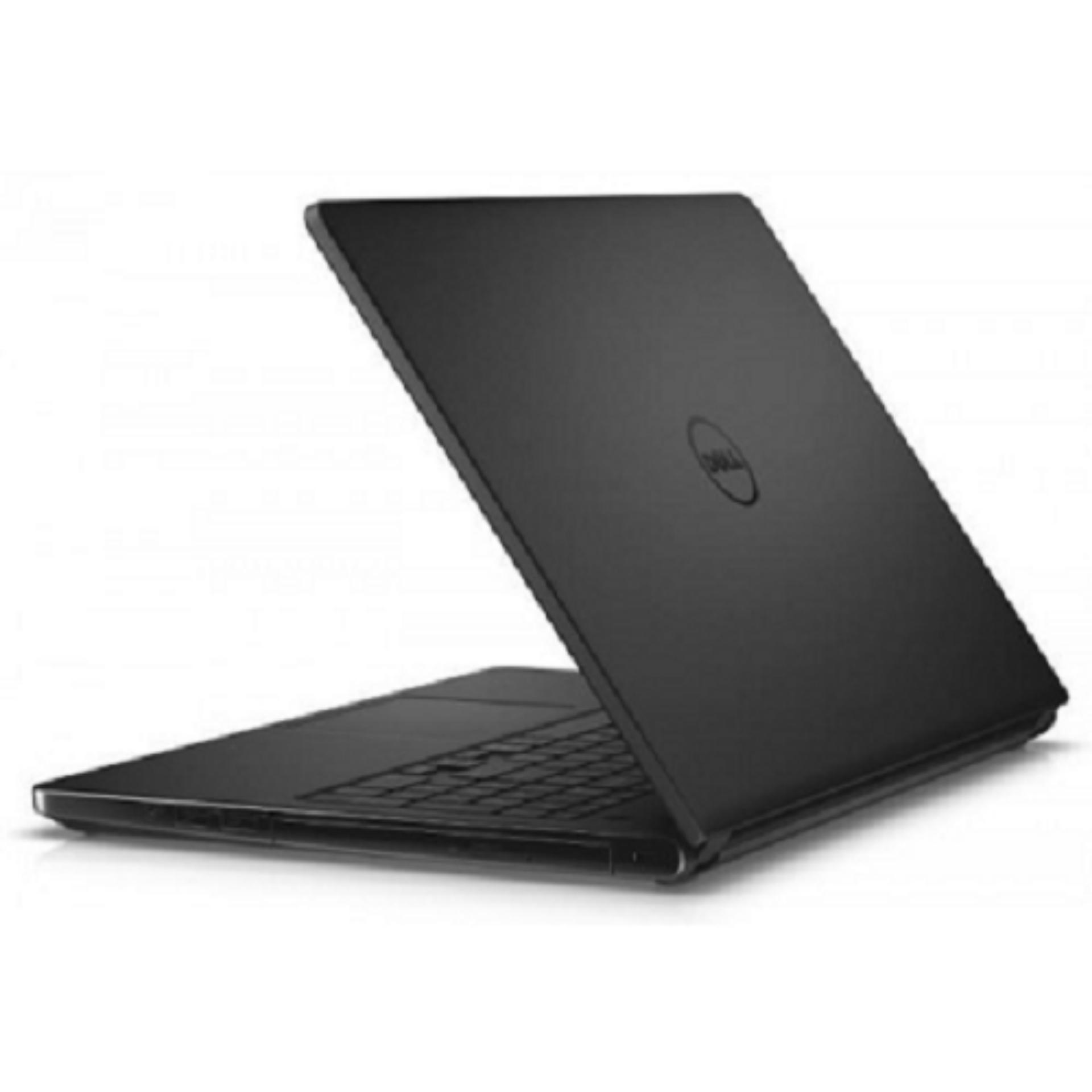 New INSPIRON 14 3000 SERIES 3467 6th Gen i3 6006U 4GB RAM 500GB AMD Radeon R5 M430 Graphics with 2GB DDR3 14 inch display Windows10H LCD Back Cover for Black