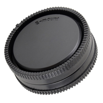 New Rear Lens Cap for Sony E-Mount NEX - 4