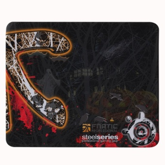 New SteelSeries QCK + FNATIC Speed Gaming Surface Mouse PadComputer Mat - intl